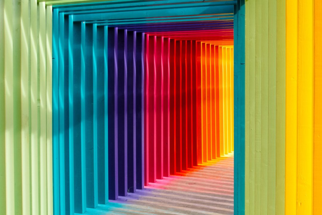 couleurs acidulées